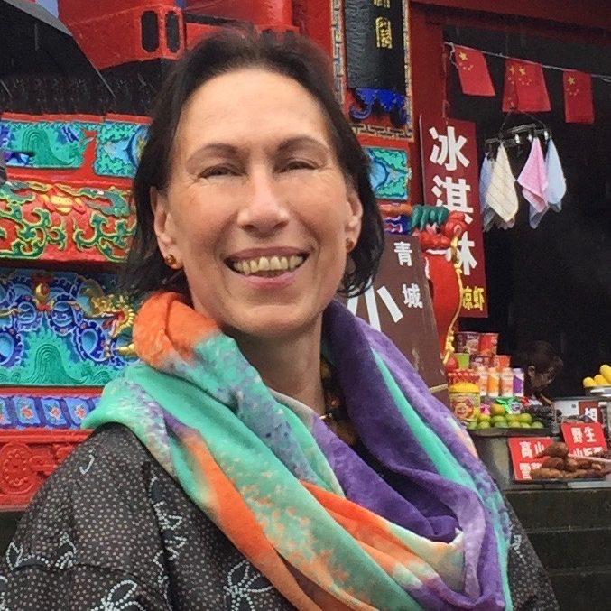 Mechthild Wichmann-Kramp chinesische Medizin