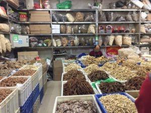chinesischer Market