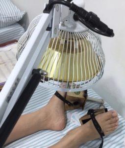 TDP Lampe + Moxa auf Ni1